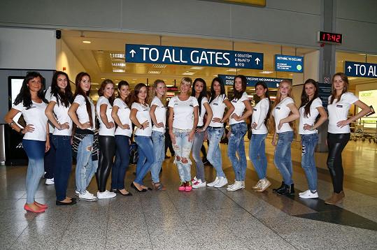 Odlet z letiště