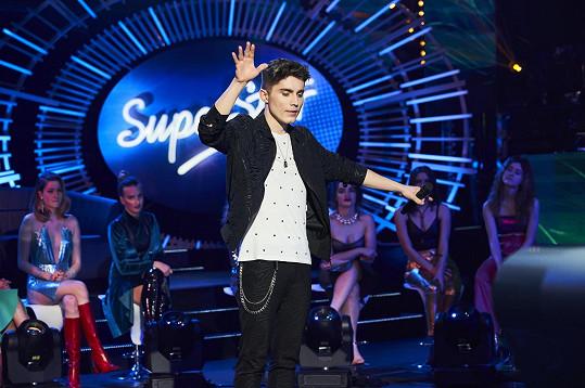 Timotej Májský zazpíval v tzv. Super Výběru, ze kterého vzejde deset finalistů SuperStar, píseň Crazy kapely Gnarls Barkley.