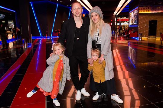 S Josefínou a Alfrédem v kině