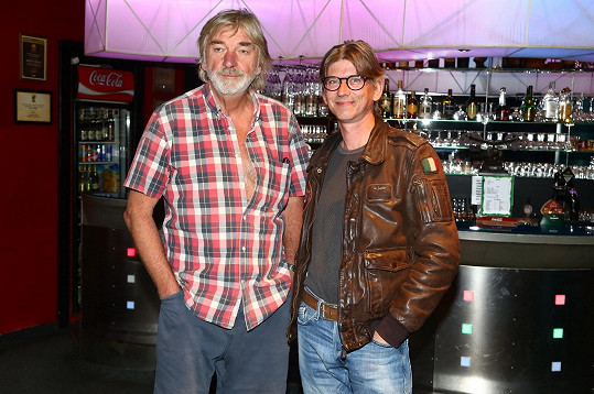 Vladimír Kratina si spolupráci s režisérem Jiřím Strachem moc pochvaloval.