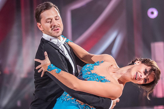 Nejlepší výkon podle hodnocení poroty předvedla Daniela Šinkorová s Michalem Padevětem.