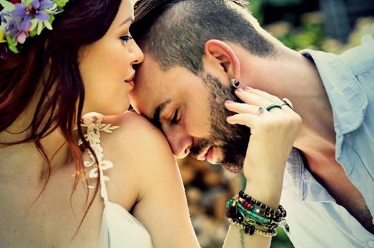 Manželé Jitka a Lukáš Boho