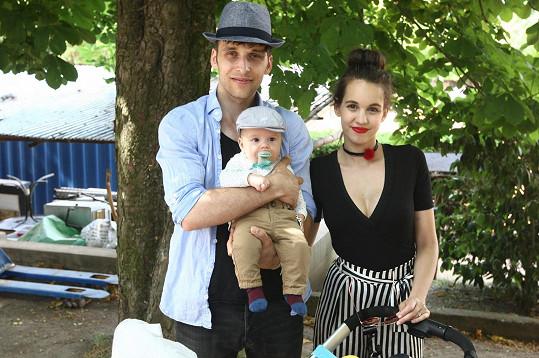 Je to krásná rodinka.