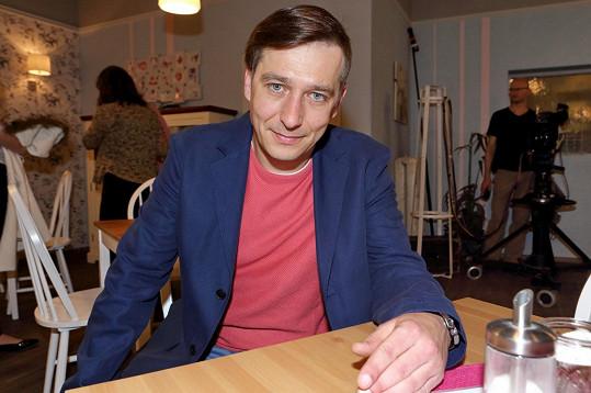 Jan Zadražil je novou posilou Ohnivýho kuřete.