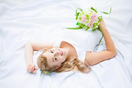 Svatební fotky nafotila Denisa Grossová.