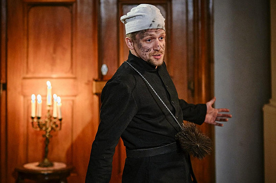 Tomáš Klus se vrátí jako král Jakub.