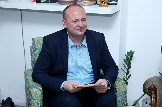 David Novotný pořádá již 20. ročník soutěže Muž roku.
