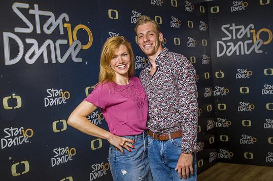 Tančí s hvězdami páry z roku 2016