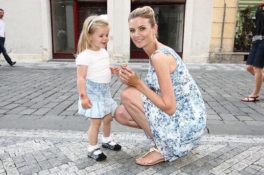 S dcerou Anetkou