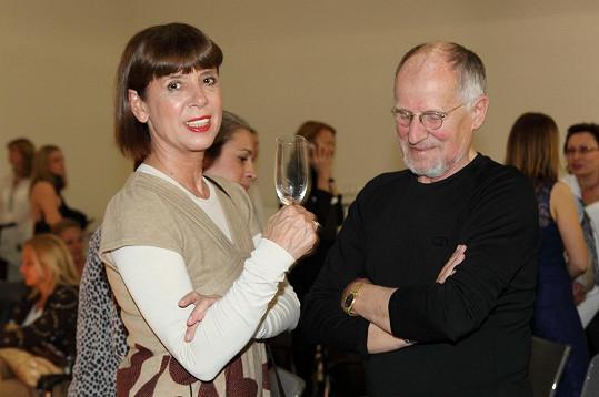 Nebo manželka Jiřího Bartošky