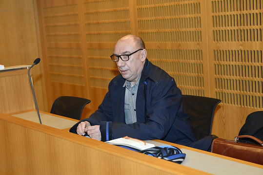 Právní zástupce Tomáše Řepky Jaroslav Jankrle