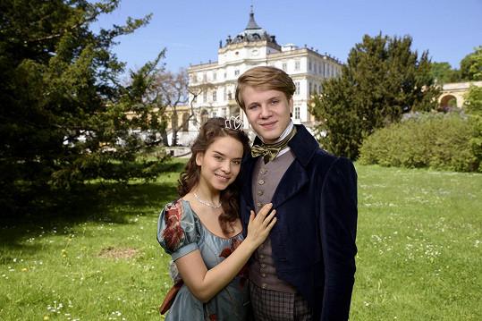 Kristíně a Zdeňkovi to spolu sluší.