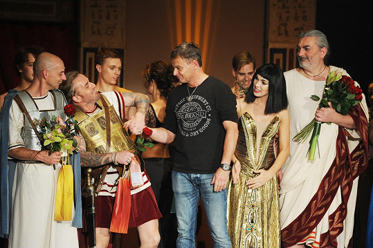 S režisérem Filipem Renčem