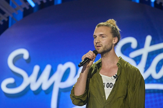 Tanečník Michal Pribylinec zkouší prorazit i jako zpěvák.