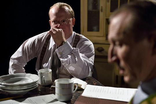 Herci v televizním románu Bohéma