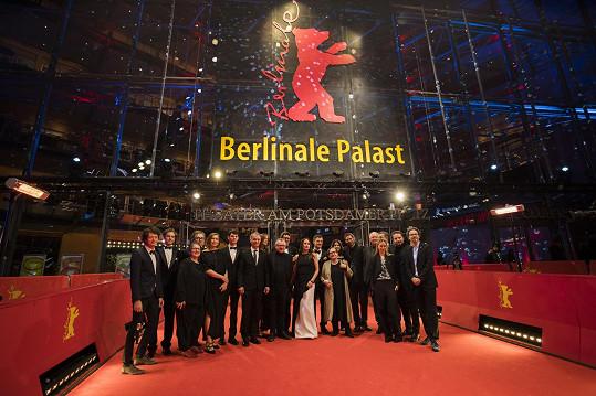 Filmová delegace k Šarlatánovi na Berlinale