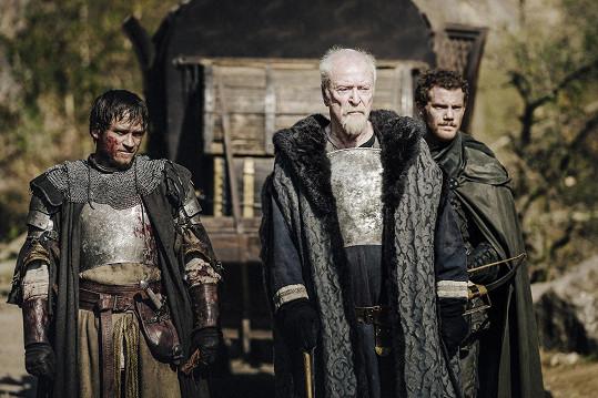 Ve snímku se objeví i oscarový herecMichael Caine.