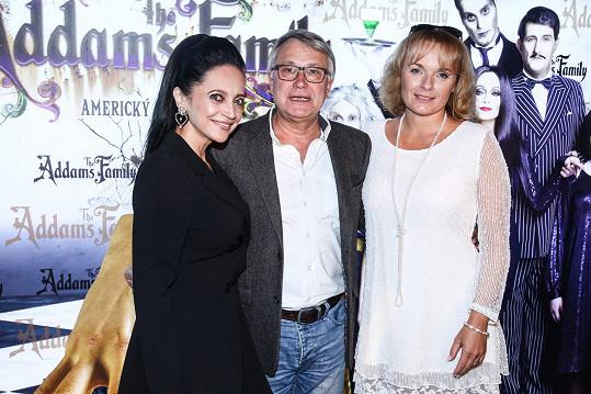 Společné foto s režisérem Addams Family Antonínem Procházkou