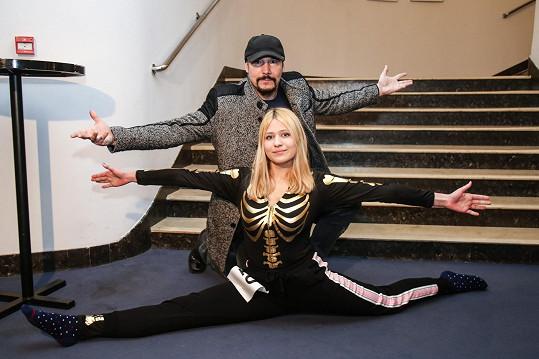 Matuš s Lucií přišel na konkurz do taneční company.
