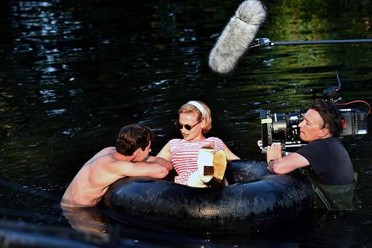 Všechny tři filmy se natáčely souběžně už od června 2016, vznikly pro ně největší filmové dekorace vnovodobé historii českého filmu a dohromady šlo o více než 80 natáčecích dnů.