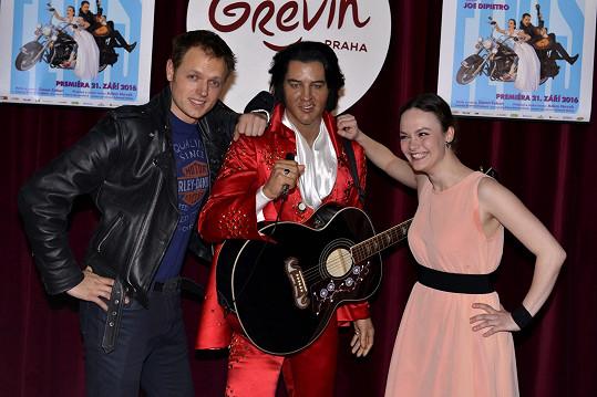 V neděli uplynulo dvaaosmdesát let od narození Elvise Presleyho.