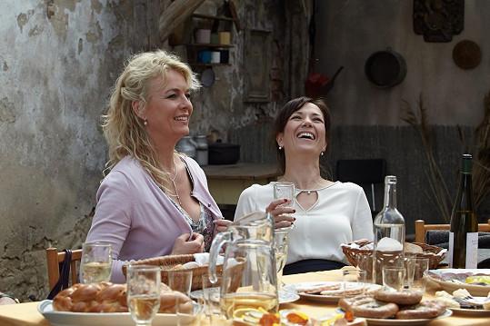 Tereza Kostková si díky seriálu přijde na pořádný balík.