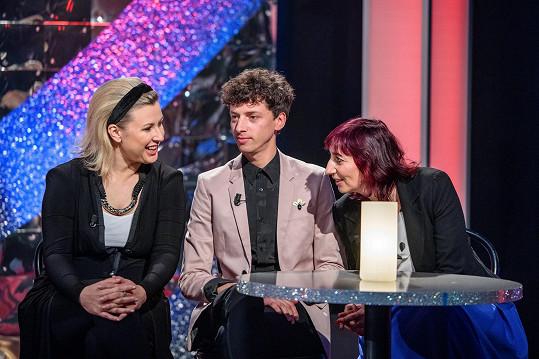 Tereza Černochová, Jan Cina a Simona Babčáková
