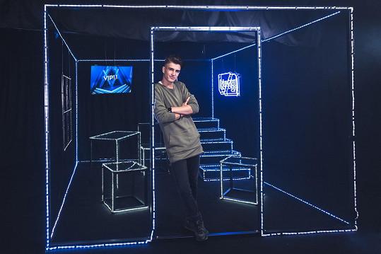 Filip Kynych má svůj pořad na nové dětské televizi Tuty.