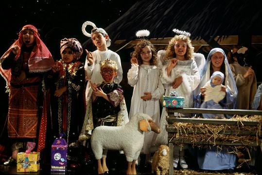 Romantická komedie Láska nebeská je stále velmi populární.