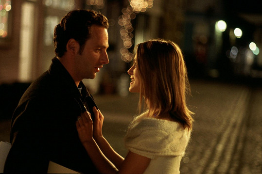 Keira Knightley a Andrew Lincoln