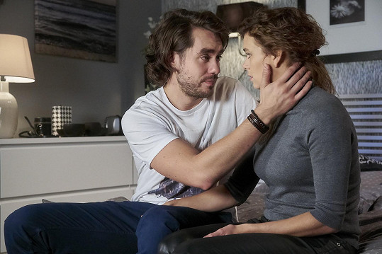 Patrik a Markéta Děrgelovi patří k nejoblíbenějším tvářím nováckého seriálu.