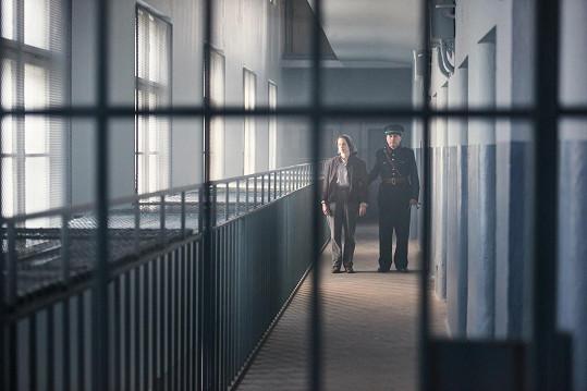Ve vězení se Baarová ocitla po válce, byla v něm rok a půl.