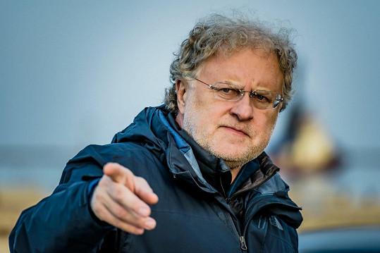 Režisér seriálu Princip slasti Dariusz Jabłoński