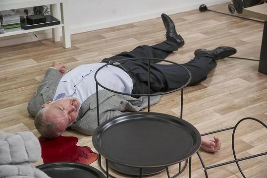 Tvůrci opět vsadili na kriminální zápletku, obětí se stane postava Pavla Novotného.