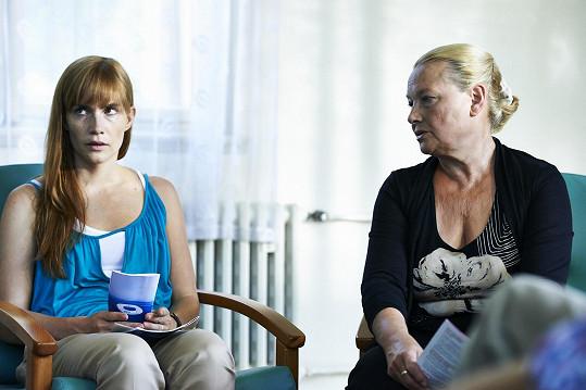 Preissová si zahraje matku, která dceři mluví do manželství.