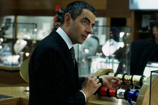 Ve snímku si zahrál i Rowan Atkinson známý jako Mr. Bean.