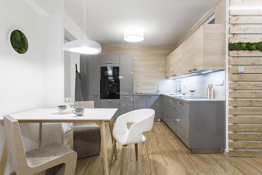 Designéři Kamila Douděrová a František Kobližka změnili bydlení k nepoznání.