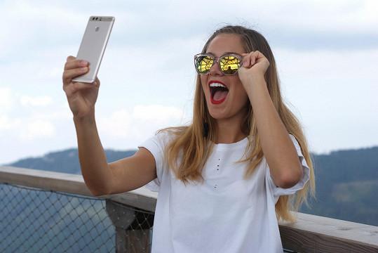 Selfie musí být!