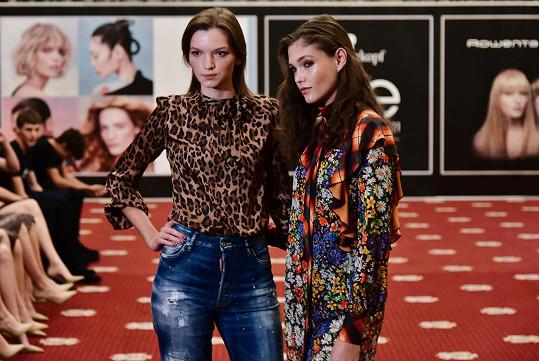 Své rady rozdávaly finalistům Eva Klímková a Jana Tvrdíková.