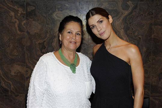 Victoria s maminkou