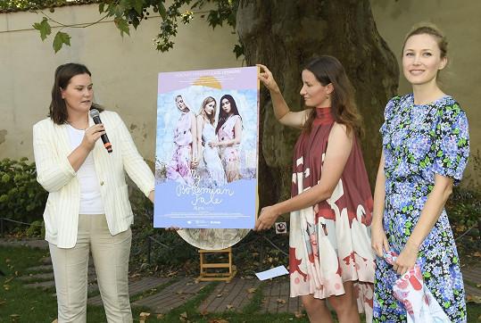 Tereza je součástí projektu My Bohemian Tale režisérky Lucie Desmond a návrhářky Andrey Vytlačilové.