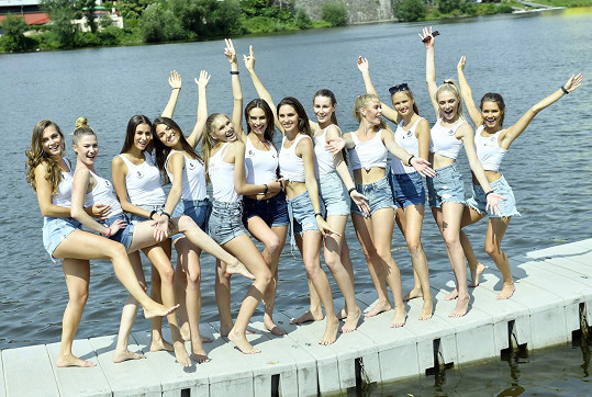 Po 25 letech to je opět československé finále. Zvolena bude nejen Česká Miss, ale také Slovenská Miss Universe a samozřejmě absolutní československá vítězka.