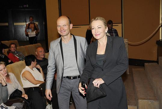 Dalibor Gondík s manželkou Markétou