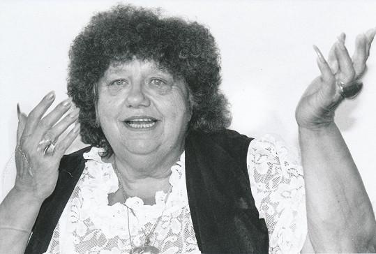 Helena Růžičková podlehla v roce 2004 rakovině.