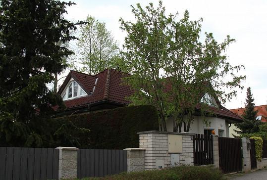 Tady bydlela Iveta Bartošová