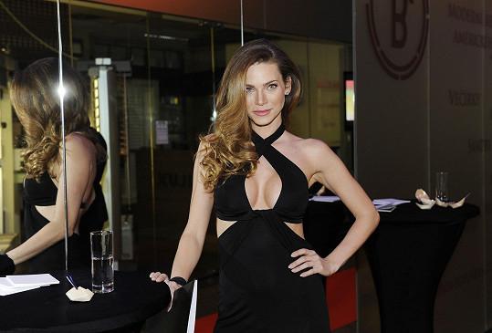 Andrea se pochlubila modelem, který dostala od manžela.