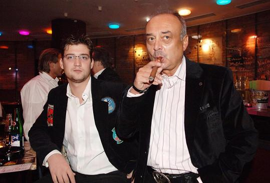 Peter se synem