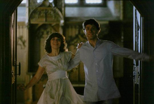 Sylva Julinová s Janem Hartlem