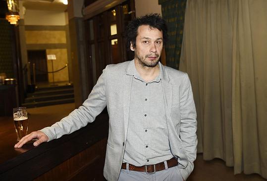 Pavel Liška si zahrál v nové komedii Špunti na vodě.