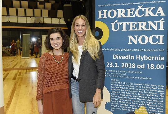 Výtěžek z prodeje vstupenek na představení, v němž hraje i Brigita Cmuntová, poputuje do nadačního fondu Veroniky Kašákové.